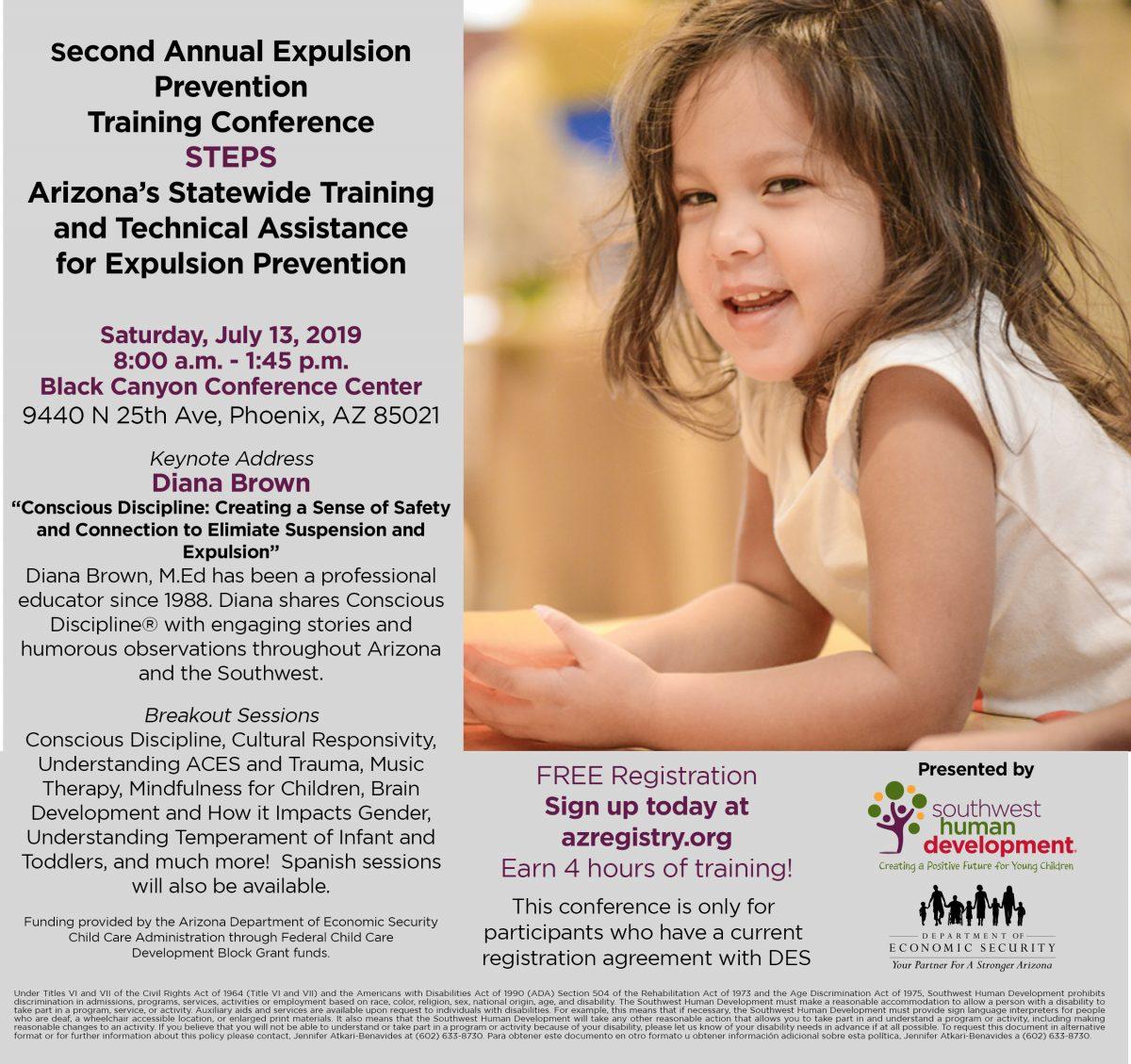 2019 Expulsion Prevention Training