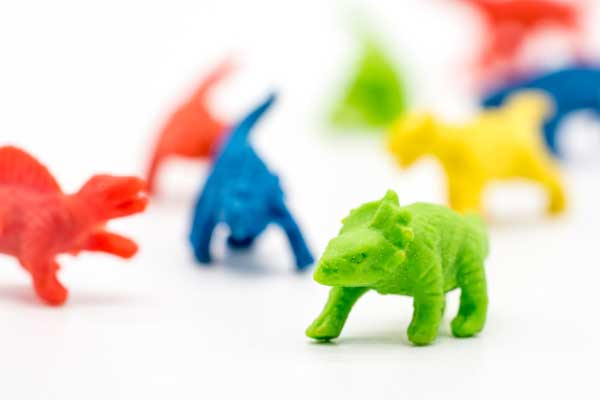 dinosaur conters for early childhood learning