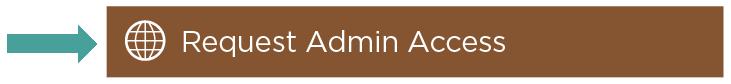 Request Admin Access in Registry