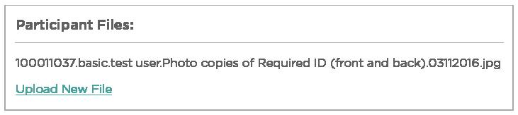 Uploading Documentation into Registry